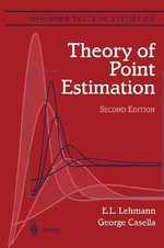 Theory of Point Estimation - E.L. Lehmann