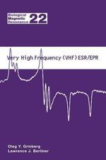 Very High Frequency (VHF) ESR/EPR