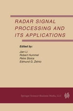 Radar Signal Processing and Its Applications : Binary Models for Computer Science