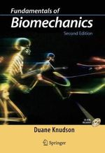 Fundamentals of Biomechanics - Duane V. Knudson
