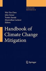 Handbook of Climate Change Mitigation : Meliaceae, Rutaceae and Zygophyllaceae