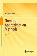 Numerical Approximation Methods : 355/113 - Harold Cohen