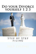 Do Your Divorce Yourself 1 2 3 : Step by Step Filing - Danny Davis
