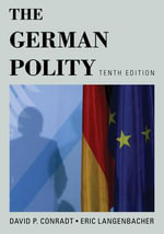 The German Polity - David P. Conradt