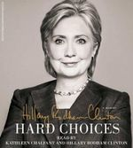 Hillary Rodham Clinton New Memoir - To Be Announced
