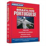 Portuguese (Brazilian), Conversational : Learn to Speak and Understand Brazilian Portuguese with Pimsleur Language Programs - Pimsleur