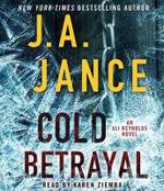 Cold Betrayal - J A Jance