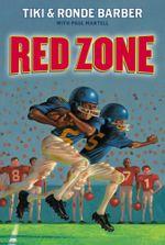 Red Zone : Barber Game Time Books - Tiki Barber