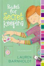 Rules for Secret Keeping : mix - Lauren Barnholdt