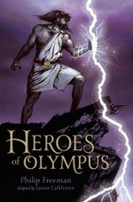 Heroes of Olympus - Philip  Freeman