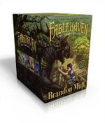 Fablehaven Complete Set (Boxed Set) : Fablehaven; Rise of the Evening Star; Grip of the Shadow Plague; Secrets of the Dragon Sanctuary; Keys to the Demon Prison - Brandon Mull