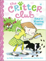 Amy and the Missing Puppy : The Critter Club - Callie Barkley