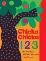 Chicka Chicka 1, 2, 3 : Lap Edition - Jr Bill Martin