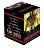City of Bones / City of Ashes / City of Glass / City of Fallen Angels / City of Lost Souls : The Mortal Instruments : Books 1-5 (Special Boxed Set) - Cassandra Clare