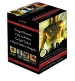 The Mortal Instruments Boxed Set : City of Bones/City of Ashes/City of Glass/City of Fallen Angels - Cassandra Clare