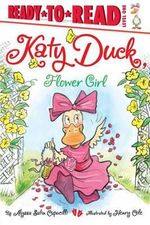 Katy Duck, Flower Girl - Alyssa Satin Capucilli