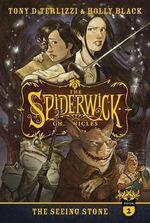 The Seeing Stone : Spiderwick Chronicles (Paperback) - Tony DiTerlizzi