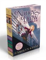 Nancy Drew Diaries : Curse of the Arctic Star; Strangers on a Train; Mystery of the Midnight Rider; Once Upon a Thriller - Carolyn Keene