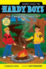 Camping Chaos : Hardy Boys: The Secret Files - Franklin W. Dixon