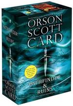 Pathfinder & Ruins : Pathfinder; Ruins - Orson Scott Card
