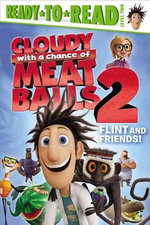 Flint and Friends! : Cloudy with a Chance of Meatballs Movie - Cordelia Evans
