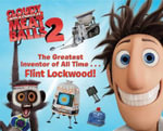 The Greatest Inventor of All Time . . . Flint Lockwood! - Tina Gallo
