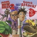 Snack Attack! : Cloudy with a Chance of Meatballs Movie - Natalie Shaw