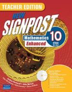 New Signpost Mathematics Enhanced 10 Stage 5.1, 5.2 Teacher Edition & CD - Alan McSeveny