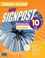 New Signpost Mathematics Enhanced 10 Stage 5.1-5.3 Teacher Edition & CD : New Signpost Mathematics Ser. - Joshua Harnwell