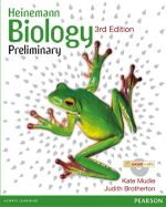 Heinemann Biology Preliminary : Student Book (3rd Edition) - Judith Brotherton