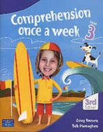 Comprehension Once a Week 3 - 3rd Edition : Comprehension Once a Week Ser. - Doug & Monaghan, Bob Brown