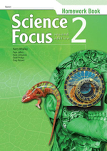 Science Focus 2 : Homework Book (2nd Edition) - Kerry Whalley