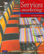 Services Marketing : An Asia-Pacific and Australian Perspective (5e) - Christopher H. Lovelock
