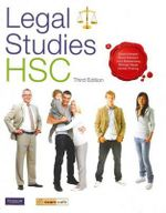 Legal Studies HSC : 3rd Edition - David Hamper