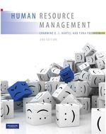 Human Resource Management : 2nd Edition - Dr Charmine E.J. Härtel