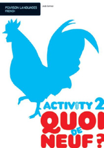 Quoi De Neuf ? 2 Activity Book - Judy Comley