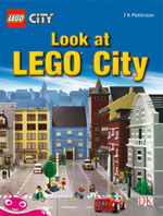 Licenced Title (TBA) :  Look at LEGO City (Non-fiction) - Tba