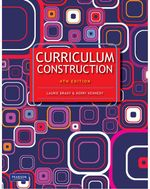 Curriculum Construction - Laurie Brady