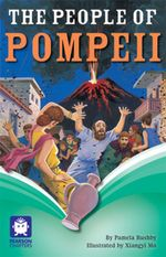The Buried People of Pompeii : Pearson Chapters (Year 6) - Pamela Rushby