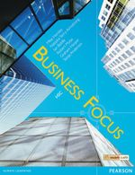 Business Focus HSC : Student Book/CD Pack - Mike Horsley
