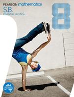 Pearson Mathematics 8 Essentials Edition  : Student Book - Australian Curriculum - David Coffey