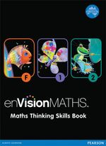 enVisionMATHS F-2  : Thinking Skills Book - Pearson Education Australia