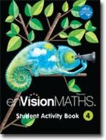 enVisionMATHS Student Activity  : Book 4 - Pearson Education Australia