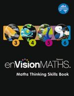 enVisionMATHS Thinking Skills  : Book 3-6 - Pearson Education Australia