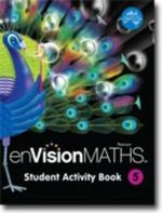 enVisionMATHS Student Activity  : Book 5 - Pearson Education Australia