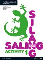 Saling Silang 1  : Activity Book - Joanne Fenton