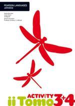 iiTomo 3+4  : Activity Book - Yoshie Burrows