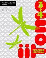 iiTomo 3+4  : Teacher Companion - Yoshie Burrows
