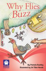Why Flies Buzz  : Pearson Chapters Year 3 - Pamela Rushby
