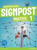 Australian Signpost Maths 1 : 2nd Edition - Alan McSeveny
